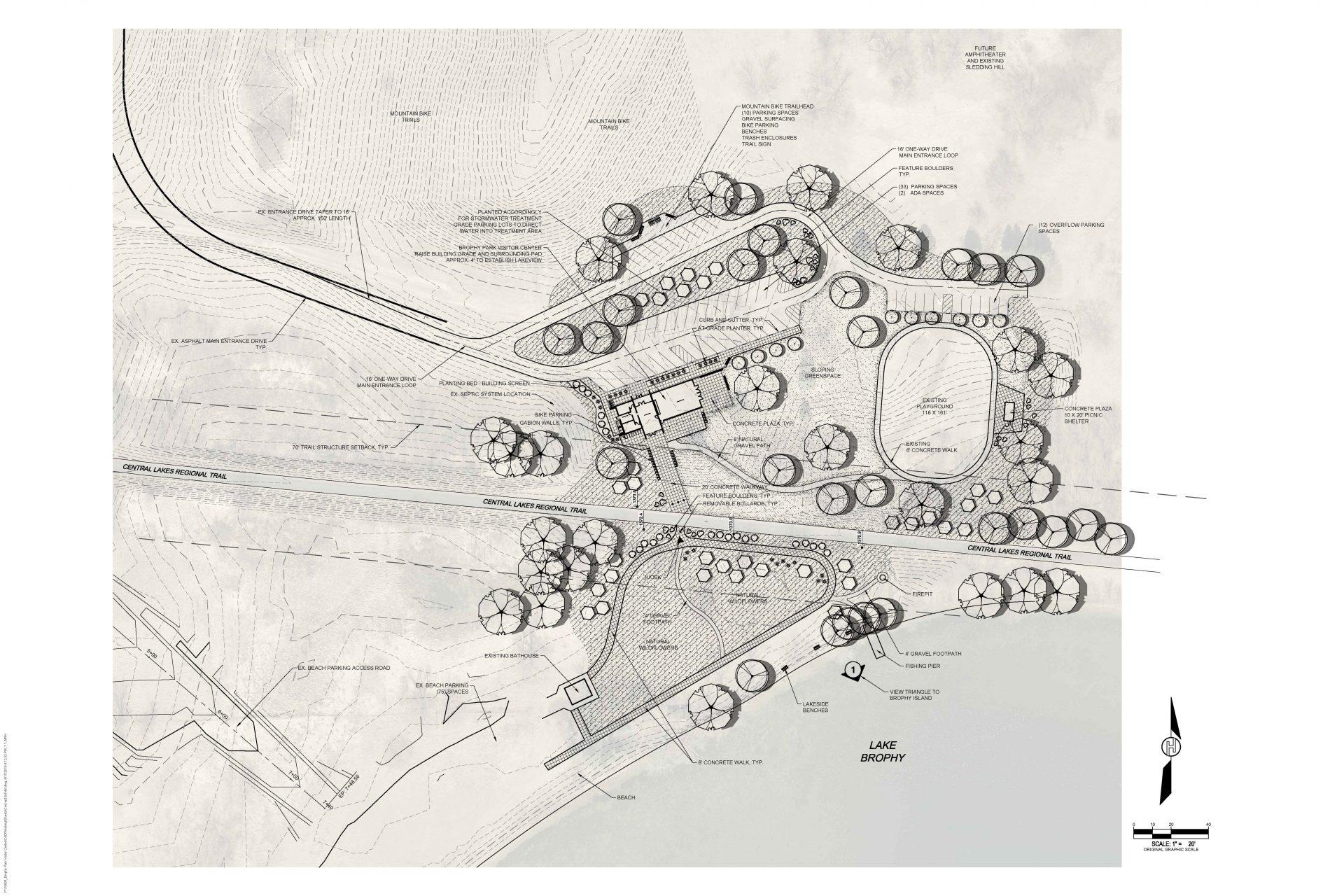 brophy park plans