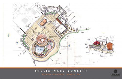 Wetlands Residence plans